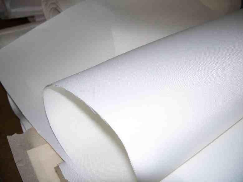 Polyester 600 Denier Dacron Fabric For Dye Subliamtion